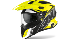 KASK AIROH COMMANDER DUO YELLOW MAT.png
