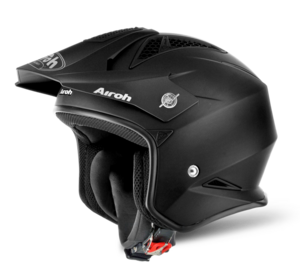 KASK AIROH TRR S COLOR BLACK MATT .png
